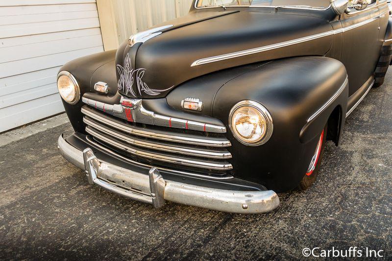 1946 Ford 2 dr Sedan Hot Rod   Concord, CA   Carbuffs in Concord, CA