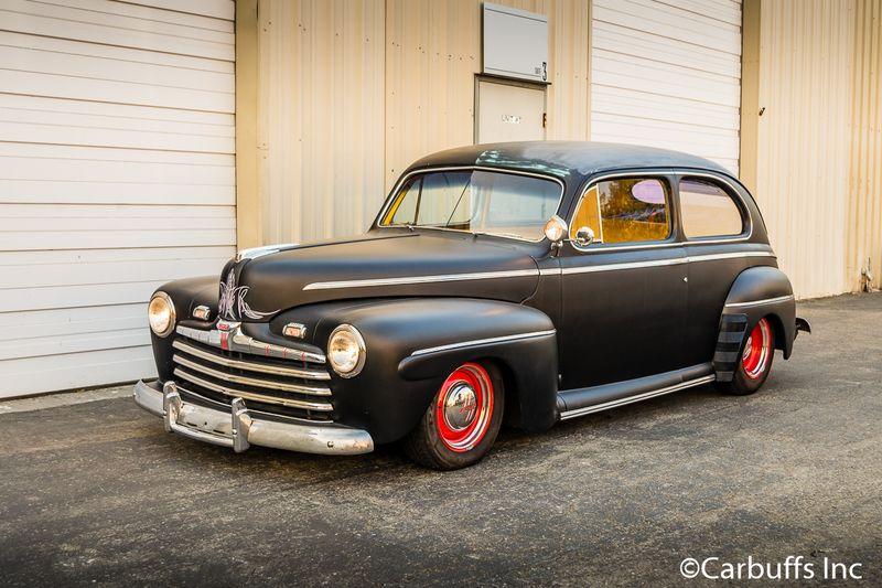 1946 Ford 2 dr Sedan Hot Rod   Concord, CA   Carbuffs