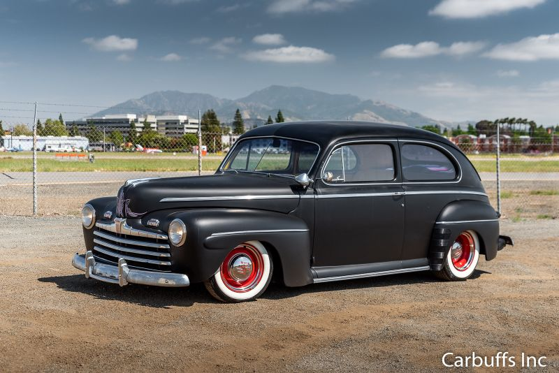 1946 Ford 2 dr Sedan Hot Rod | Concord, CA | Carbuffs