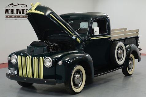 1946 Ford F100 RARE RESTORED, FLATHEAD V8, TURNKEY. | Denver, CO | Worldwide Vintage Autos in Denver, CO