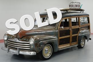 1946 Ford WOODY in Denver CO