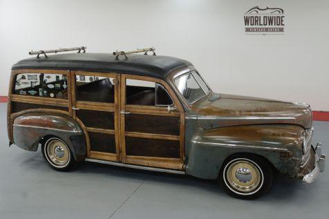1946 Ford WOODY  HOT ROD RAT ROD! LS MOTOR! PS. PB. DISC! | Denver, CO | Worldwide Vintage Autos in Denver, CO
