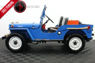 1946 Jeep CJ2A WILLYS RESTORED in Statesville, NC 28677