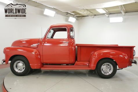 1947 Chevrolet 3100 350 V8 AUTO 10 BOLT REAR END AC  | Denver, CO | Worldwide Vintage Autos in Denver, CO