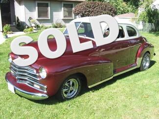 1947 Chevrolet Stylemaster Business Coupe | Mokena, Illinois | Classic Cars America LLC in Mokena Illinois