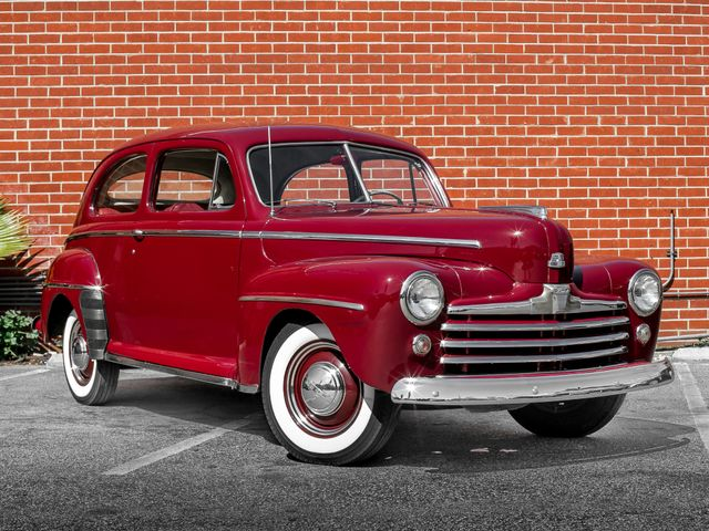 1947 Ford Super Deluxe Tudor Burbank, CA 0