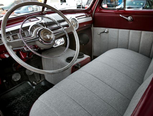 1947 Ford Super Deluxe Tudor Burbank, CA 9