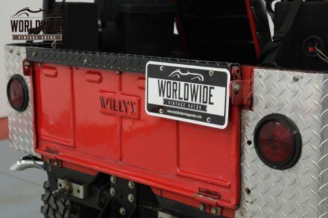 1947 Jeep WILLYS ORIGINAL STEEL BODY    Denver, CO   Worldwide Vintage Autos in Denver, CO
