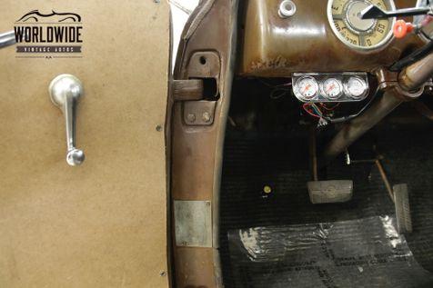 1948 Chevrolet 3100 RARE 5 WINDOW AUTO PATINA DISC RAT ROD  | Denver, CO | Worldwide Vintage Autos in Denver, CO