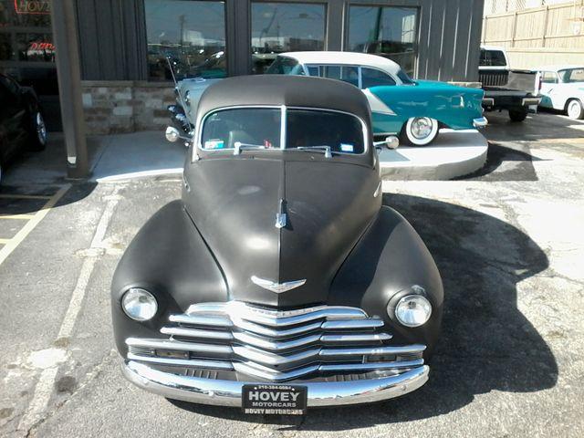 1948 Chevrolet Fleetline Restomod Boerne, Texas 3