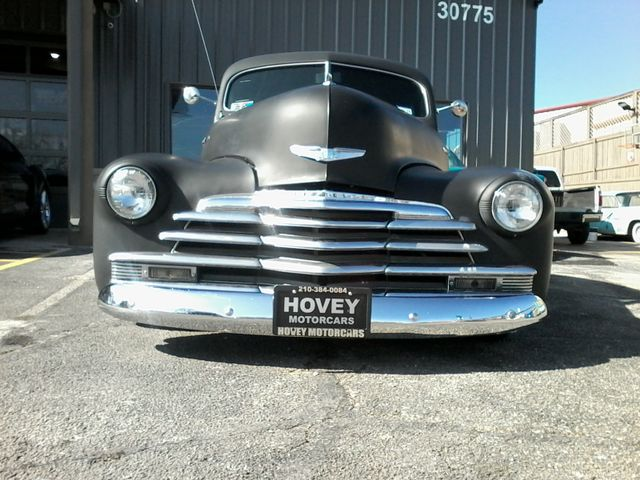 1948 Chevrolet Fleetline Restomod Boerne, Texas 4
