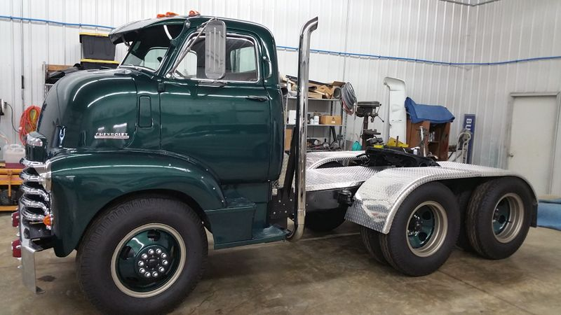 1948 Chevrolet Loadmaster Loadmaster  in , Ohio