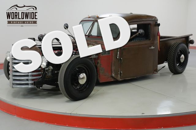 1948 Diamond T TRUCK PROFESSIONALLY BUILT RAT ROD! FLATHEAD V8!  | Denver, CO | Worldwide Vintage Autos in Denver CO