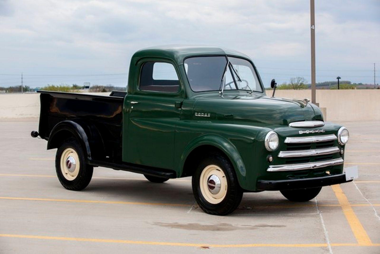 1948 Dodge Short Bed Michaelieclark 1949 D100 Truck 100 3 4 Ton Box In Rowlett Texas