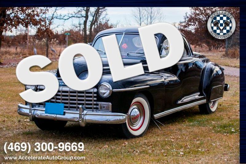 1948 Dodge Business Coupe Survivor in Rowlett Texas
