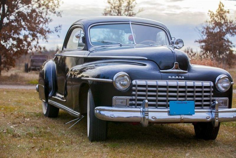 1948 Dodge Business Coupe Survivor in Rowlett, Texas