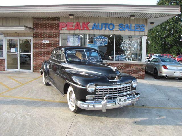 1948 Dodge D24 2-dr