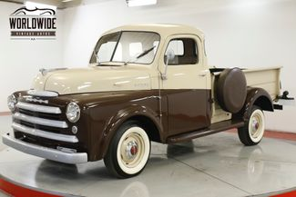 1948 Dodge TRUCK B1C PILOT HOUSE 5 WINDOW RESTORED RARE  | Denver, CO | Worldwide Vintage Autos in Denver CO