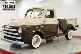 1948 Dodge TRUCK B1C PILOT HOUSE 5 WINDOW RESTORED RARE    Denver, CO   Worldwide Vintage Autos in Denver CO