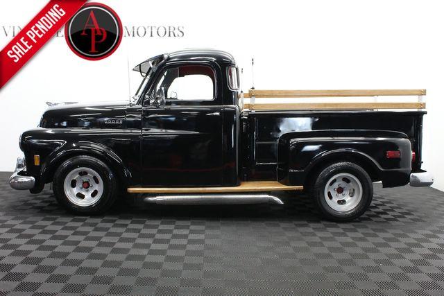 1948 Dodge PICKUP 5 WINDOW - STAKE BED -