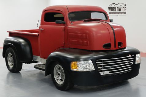 1948 Ford COE CHOPPED CUSTOM PICKUP 350V8 TH400 AUTO PB | Denver, CO | Worldwide Vintage Autos in Denver, CO
