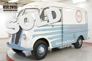 1948 International METRO FRAME OFF RESTORATION FOOD TRUCK | Denver, CO | Worldwide Vintage Autos in Denver CO