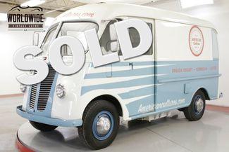 1948 International METRO FRAME OFF RESTORATION FOOD TRUCK   Denver, CO   Worldwide Vintage Autos in Denver CO