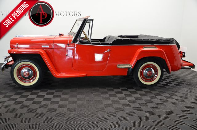 1948 Willys JEEPSTER VJ2 OVERLAND RARE FIRST YEAR