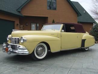 1948 Lincoln Continental    Mokena, Illinois   Classic Cars America LLC in Mokena Illinois