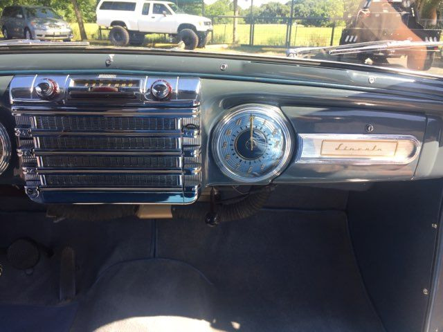1948 Lincoln Continental Mark 1 V12 in Boerne, Texas 78006
