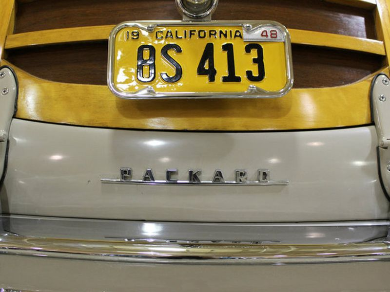 1948 Packard Woody   in Las Vegas, NV
