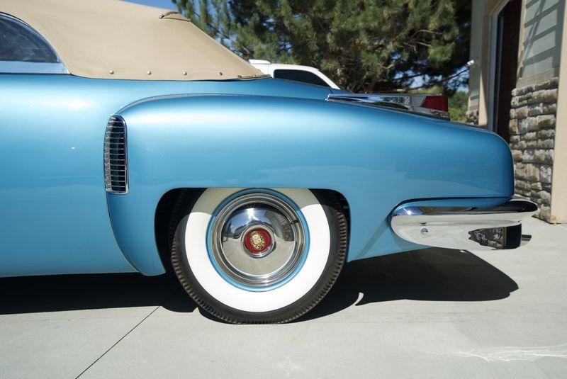 1948 Tucker Convertible 1 of 1 Prototype Only 10 ORIGINAL MILES! in Rowlett, Texas