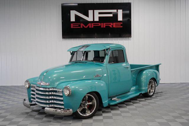 1949 Chevrolet 3100 Custom