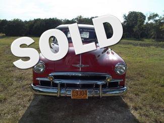 1949 Chevrolet Deluxe Styleline Cvt Liberty Hill, Texas