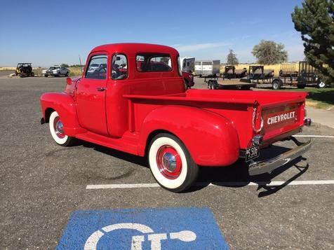 1949 Chevrolet Pickup    Marriott-Slaterville, UT   Top Line Auto Sales in Marriott-Slaterville, UT