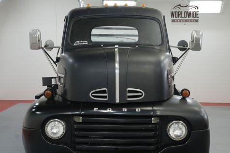 1949 Ford COE CUSTOM BUILD CUMMINS DIESEL ROLLBACK CABOVER. | Denver, CO | Worldwide Vintage Autos in Denver, CO