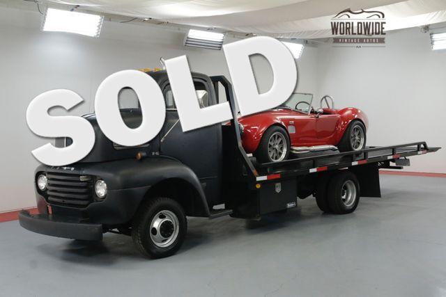 1949 Ford COE CUSTOM BUILD CUMMINS DIESEL ROLLBACK CABOVER. | Denver, CO | Worldwide Vintage Autos in Denver CO