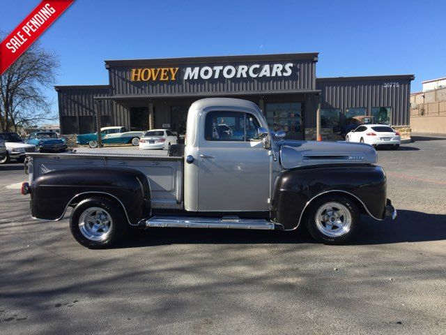 1949 Ford F100 Short Bed