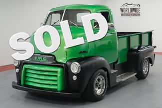 1949 GMC COE  CABOVER. RESTORED CUSTOM 4x4 DOLPHIN GAUGES. | Denver, CO | Worldwide Vintage Autos in Denver CO