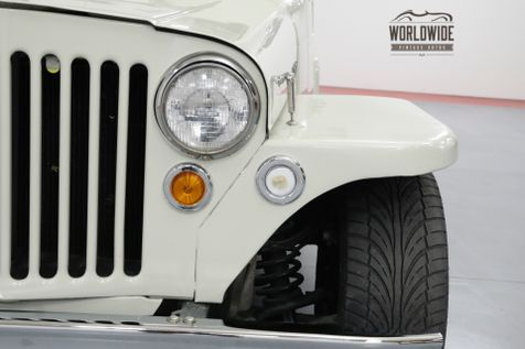 1949 Jeep WILLYS PS 4 WHEEL DISC CUSTOM WOOD BED, LOWERED | Denver, CO | Worldwide Vintage Autos in Denver, CO