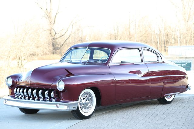 1949 Merucry Custom 2-Dr Coupe FLATHEAD V8 3-SPD CLASSSIC LEAD SLED