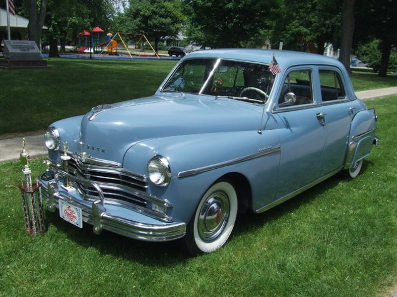 1949 Plymouth Special Deluxe  | Mokena, Illinois | Classic Cars America LLC in Mokena Illinois