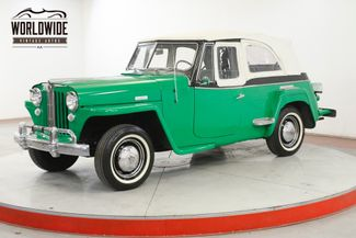 1949 Willys JEEPSTER  in Denver CO