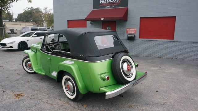 1949 Willys JEEPSTER Valley Park, Missouri 2