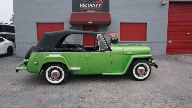 1949 Willys JEEPSTER Valley Park, Missouri 4