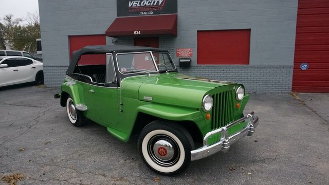 1949 Willys JEEPSTER Valley Park, Missouri 3