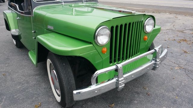1949 Willys JEEPSTER Valley Park, Missouri 8