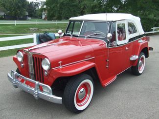 1949 Willys Overland Jeepster | Mokena, Illinois | Classic Cars America LLC in Mokena Illinois