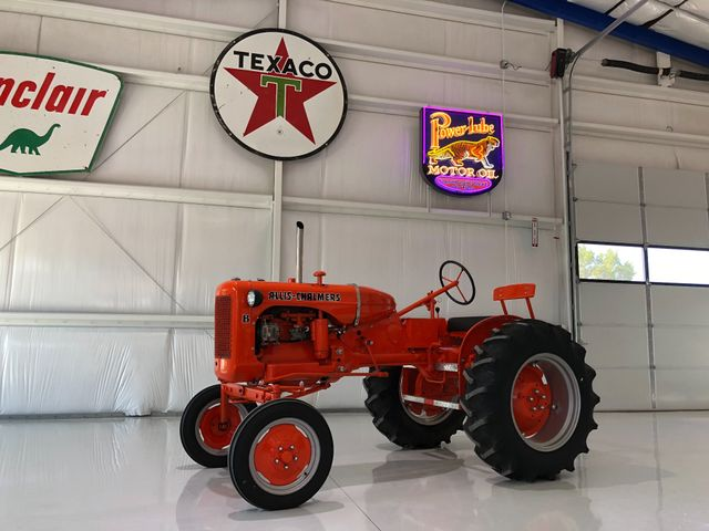1950 Allis-Chalmers Wd Tractor