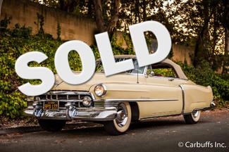 1950 Cadillac Series 62 Convertible | Concord, CA | Carbuffs in Concord